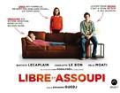 Libre et assoupi - French Movie Poster (xs thumbnail)