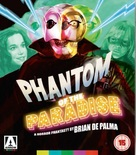Phantom of the Paradise - British Blu-Ray cover (xs thumbnail)
