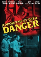 Appointment with Danger - DVD movie cover (xs thumbnail)