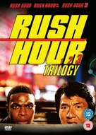 Rush Hour - British Movie Cover (xs thumbnail)