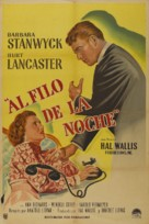 Sorry, Wrong Number - Argentinian Movie Poster (xs thumbnail)