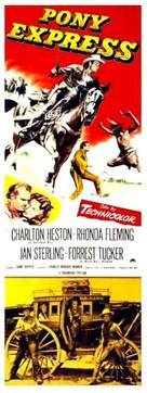 Pony Express - Movie Poster (xs thumbnail)