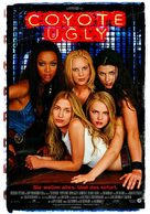 Coyote Ugly - German Movie Poster (xs thumbnail)