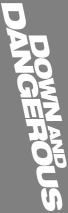 Down and Dangerous - Logo (xs thumbnail)