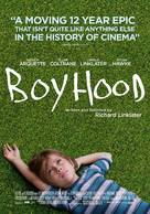 Boyhood - Belgian Movie Poster (xs thumbnail)