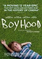 Boyhood - Belgian Movie Poster (xs thumbnail)