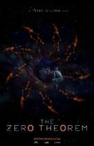 The Zero Theorem - British Movie Poster (xs thumbnail)