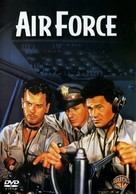 Air Force - DVD cover (xs thumbnail)