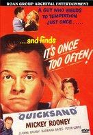 Quicksand - DVD movie cover (xs thumbnail)