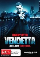 Vendetta - Australian DVD cover (xs thumbnail)