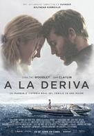 Adrift - Spanish Movie Poster (xs thumbnail)