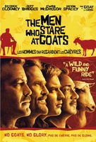 The Men Who Stare at Goats - Canadian DVD movie cover (xs thumbnail)