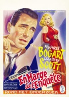 Dead Reckoning - Belgian Movie Poster (xs thumbnail)