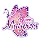 Barbie Mariposa and Her Butterfly Fairy Friends - Logo (xs thumbnail)