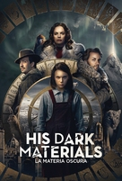 """""""His Dark Materials"""" - Argentinian Movie Cover (xs thumbnail)"""