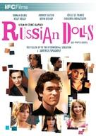 Les poupées russes - DVD cover (xs thumbnail)