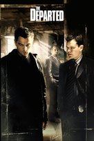 The Departed - DVD movie cover (xs thumbnail)
