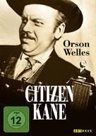 Citizen Kane - German DVD movie cover (xs thumbnail)