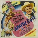 Apache Rose - Movie Poster (xs thumbnail)