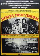 Gone with the Wind - Swedish Movie Poster (xs thumbnail)