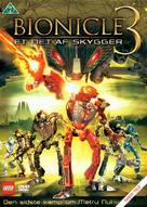 Bionicle 3: Web of Shadows - Danish DVD cover (xs thumbnail)