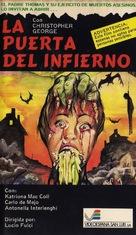 Paura nella città dei morti viventi - Argentinian Movie Cover (xs thumbnail)