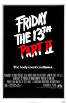 Friday the 13th Part 2 - Movie Poster (xs thumbnail)