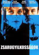 Probable Cause - Hungarian Movie Cover (xs thumbnail)