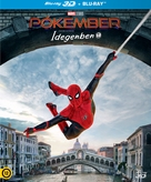 Spider-Man: Far From Home - Hungarian Movie Cover (xs thumbnail)