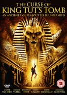 The Curse of King Tut's Tomb - British DVD cover (xs thumbnail)