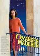 Appelsinpiken - German Movie Poster (xs thumbnail)