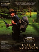 Cold Mountain - For your consideration movie poster (xs thumbnail)