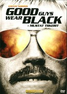 Good Guys Wear Black - Finnish Movie Cover (xs thumbnail)