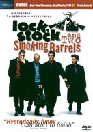 Lock Stock And Two Smoking Barrels - DVD movie cover (xs thumbnail)