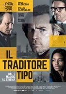 Our Kind of Traitor - Italian Movie Poster (xs thumbnail)