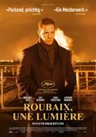 Roubaix, une lumière - Swiss Movie Poster (xs thumbnail)