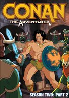 """Conan: The Adventurer"" - DVD movie cover (xs thumbnail)"