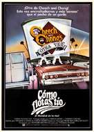 Cheech & Chong's Next Movie - Spanish Movie Poster (xs thumbnail)