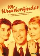Wir Wunderkinder - German DVD movie cover (xs thumbnail)