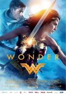 Wonder Woman - Romanian Movie Poster (xs thumbnail)