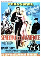 Sènèchal le magnifique - Belgian Movie Poster (xs thumbnail)