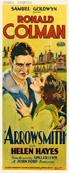 Arrowsmith - Australian Movie Poster (xs thumbnail)