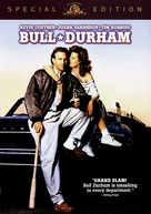 Bull Durham - DVD cover (xs thumbnail)