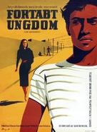 Los olvidados - Danish Movie Poster (xs thumbnail)