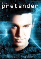 """The Pretender"" - DVD movie cover (xs thumbnail)"
