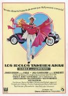 Gable and Lombard - Spanish Movie Poster (xs thumbnail)