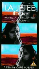 La jetèe - British Movie Cover (xs thumbnail)