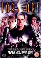 """""""Farscape: The Peacekeeper Wars"""" - British DVD movie cover (xs thumbnail)"""