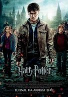 Harry Potter and the Deathly Hallows: Part II - Andorran Movie Poster (xs thumbnail)