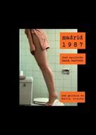Madrid, 1987 - Spanish Movie Poster (xs thumbnail)